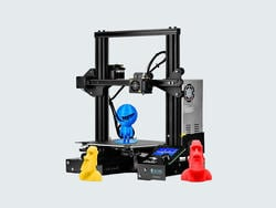 Bring your work to life with the Ender-3 3D Printer at a new low price