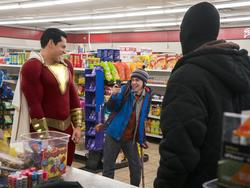 Shazam! features two post-credits scenes, so stay until the end