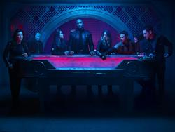 The agents search through space in new clip from Agents of S.H.I.E.L.D.
