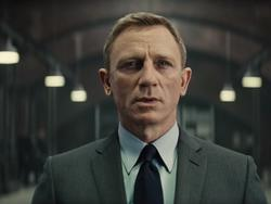 Here's the title of the next Bond movie, starring Daniel Craig