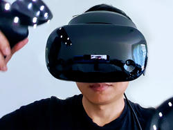 Expand your reality with Samsung's HMD Odyssey+ VR system down to $299