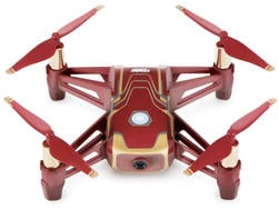 Live out your Iron Man fantasies with the latest Ryze Tello drone