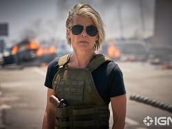 Check out these images from Terminator: Dark Fate