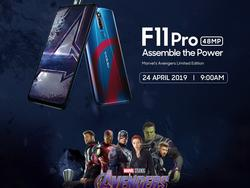 Calling all Marvel fans – check out this Avengers Endgame themed phone