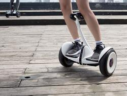 Ride off into the sunset with 25% off Segway's Ninebot S transporter