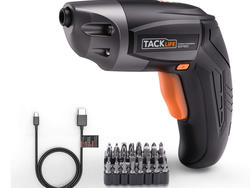 Add this Tacklife Cordless Electric Screwdriver to your toolbox for just $12