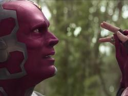 These Vision action figures can't phase, but they're still cool