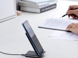 Keep your phone at 100% with Anker's Wireless Charging Stand down to $13