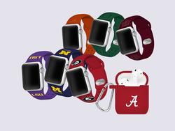 These discounted NCAA Apple accessories let you rep your favorite team