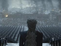 Game of Thrones series finale photos show the rise of a new ruler