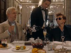 Good Omens review: It's what Sir Terry would have wanted