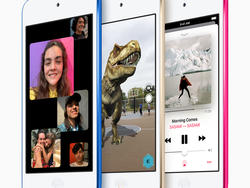 Apple announces new iPod touch with upgraded internals, starting at $199