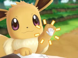 Catch 'em all with $15 off Pokémon: Let's Go, Eevee! for Nintendo Switch