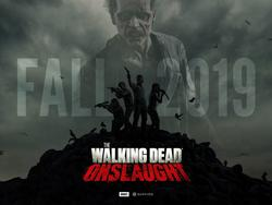The Walking Dead: Onslaught allows you to slice VR zombies in creative ways