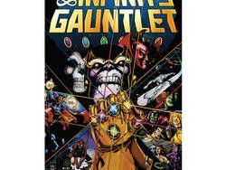 Prime members, pick up a copy of The Infinity Gauntlet comic for free