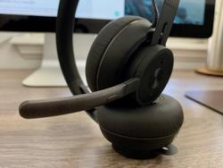 These Logitech headphones are perfect for your noisy office
