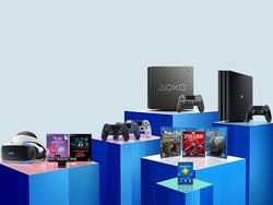 Score big discounts on the PS4 Pro and PlayStation hits during Days of Play