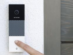 Netatmo Smart Video Doorbell will support HomeKit Secure Video