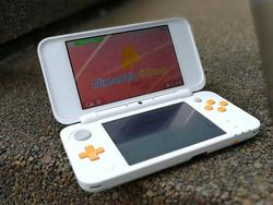 Save $20 on the Nintendo 2DS XL with Mario Kart 7 pre-installed