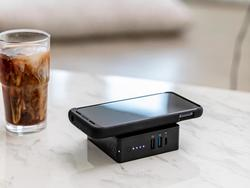 Mophie's new Powerstation Hub is a jack-of-all-trades wireless charger