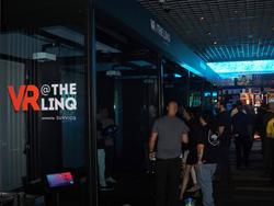 Survios opens first Virtual Reality booths at the LINQ hotel in Las Vegas
