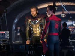 We didn't see this Marvel cameo coming in Spider-Man: Far From Home