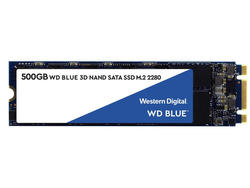 The WD Blue 500GB SSD offers speed and storage at one of its best prices