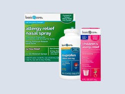 Stay in good health with an extra 30% off these Basic Care OTC medicines