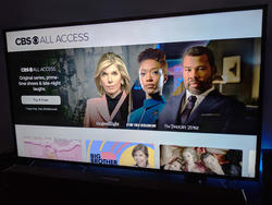CBS All Access is now available in Apple TV Channels