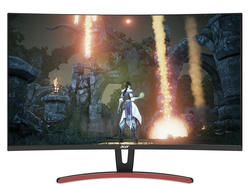 Get gaming with Acer's 32-inch curved 144Hz monitor on for $289