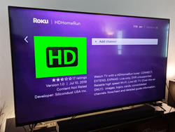 HDHomeRun channel is now in the Roku Channel Store