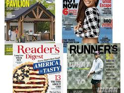 Grab some new reading material with print magazine subscriptions from only $4 today only