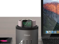 This Oittm 4-in-1 Apple Watch Charging Stand is only $10 after coupon