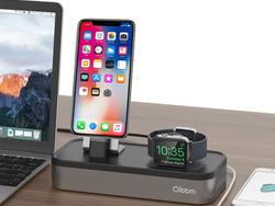 This discounted stand can power up your iPhone and Apple Watch for just $22