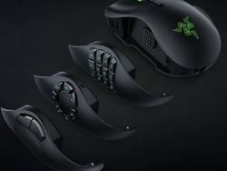 Fully customize Razer's Naga Trinity gaming mouse on sale for $60
