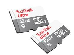 Two SanDisk Ultra 32GB microSD cards are just $7 for Prime members