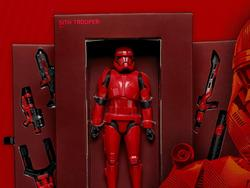 First look at the new red Stormtroopers in Star Wars: The Rise of Skywalker