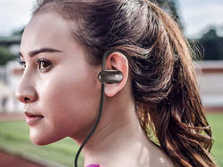 Stick these TaoTronics Bluetooth Headphones in your gym bag for only $10