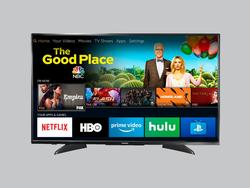 Get to binging with $140 off Toshiba's 43-inch 4K UHD Fire Edition Smart TV