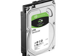 Seagate's 3TB BarraCuda internal hard drive has dropped to just $65
