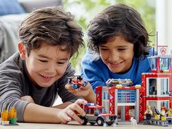 Get building with these inspired Lego sets