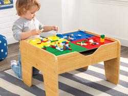 Keep legos off the floor with the Best Lego Tables