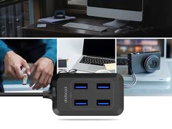 Take half off this 4-port USB 3.0 hub and add extra connectors to your PC