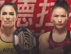 How to stream Andrade-Zhang on UFC Fight Night Aug. 31 in the USA