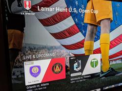 How to watch MLS teams in the U.S. Open Cup Semifinals