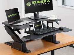 Sit less and stand more with up to 30% off Eureka ergonomic desks