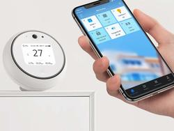 Save $23 on Koogeek's HomeKit-enabled Air Quality Monitor with this coupon