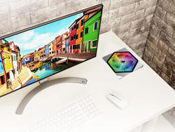 Treat your desk to a new LG display with up to 25% off today only