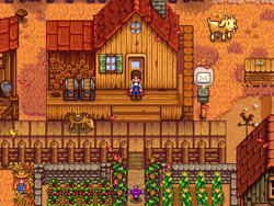 Stardew Valley, one of the best Nintendo Switch games, is down to just $12