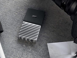 The WD My Passport 1TB portable solid state drive has dropped to $160